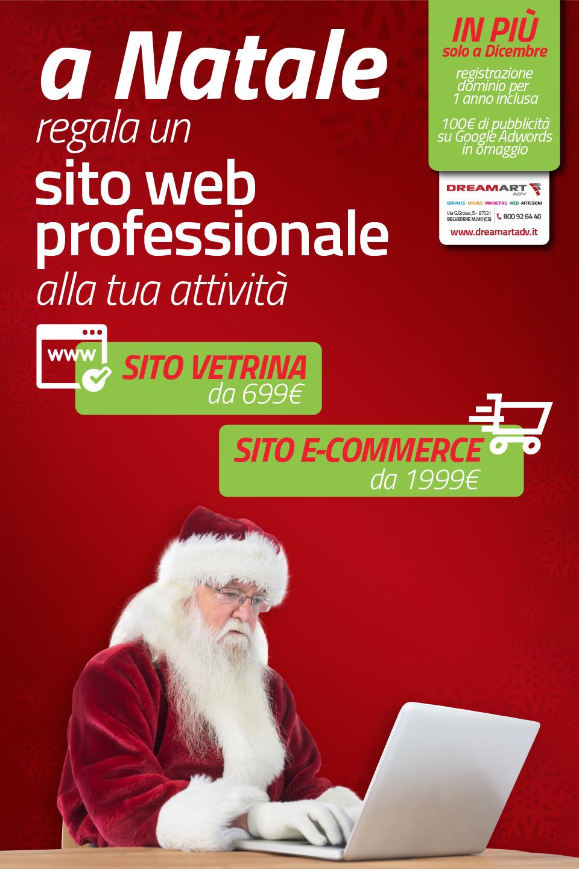 Promo Sito Web Natale 2015